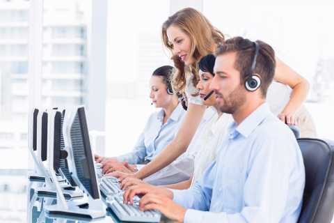 Call Center Monitoring Service
